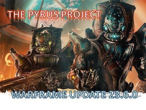 THE PYRUS PROJECT Pyrus Essence Farming   Warframe Walkthrough