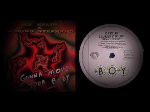 DJ Kalpa & Marino Stephano - Dream's Harmony (Club Mix) (1997)