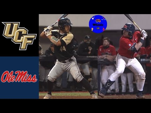 Download UCF vs #1 Ole Miss Highlights   2021 College Baseball Highlights