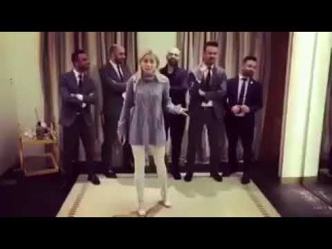 Aleyna Tilki Gomis'e Özel Sen Olsan Bari