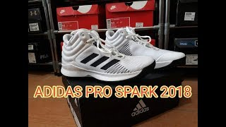 ADIDAS | PRO SPARK 2018 | UNBOXING | ON FEET