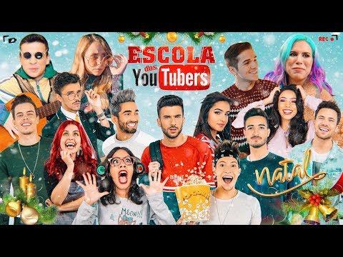 ESCOLA DOS YOUTUBERS | Ep.3 Magia de Natal
