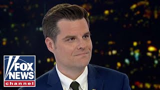 Gaetz: I don't see a winner in the 2020 Democratic field