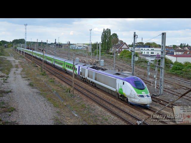 TGV TMST 3213/24 Izy à Longueau