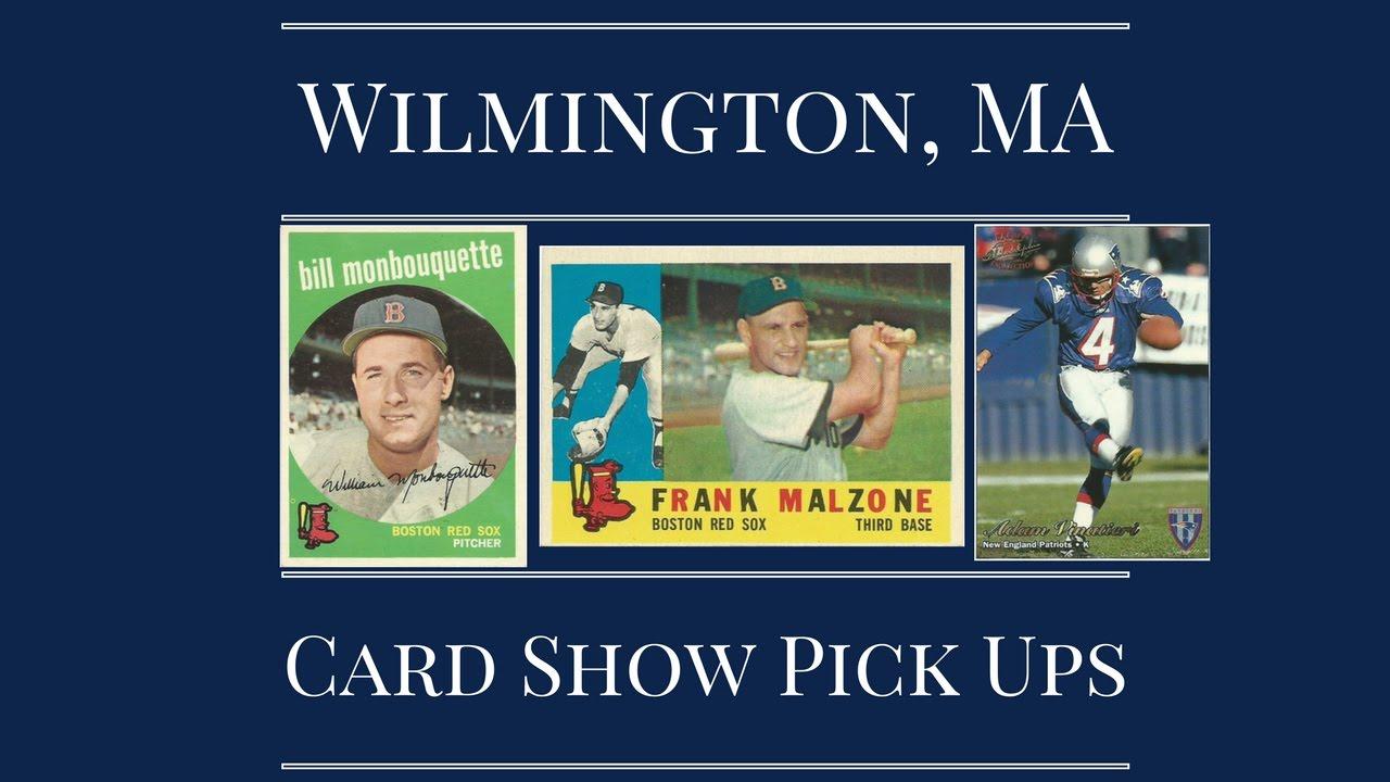 Wilmington Mass Card Show