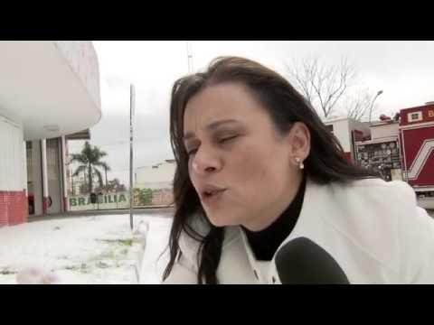 CONTRA CRISE HÍDRICA, BOMBEIROS TROCAM ÁGUA POR ESPUMA