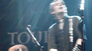 Flogging Molly - You Won't Make a Fool Out of Me / (No More) Paddy's Lament @ Sound Academy