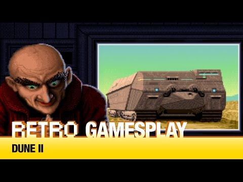 Retro GamesPlay: Dune II