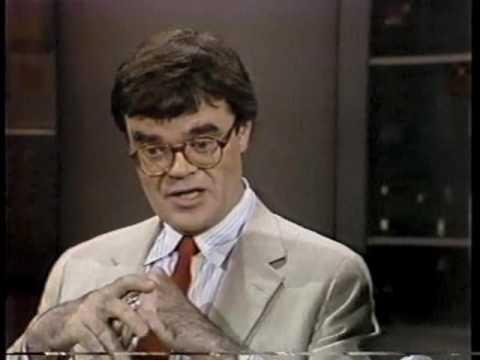 Garrison Keillor on Late Night, November 27, 1985