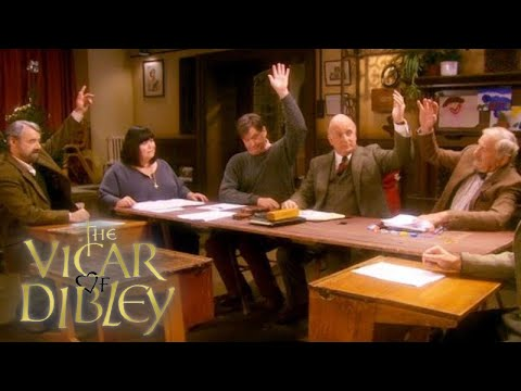 The Parish Council Think The Vicar Is A Lesbian | 2004 Christmas Special | The Vicar Of Dibley