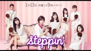 [ 失恋ショコラティエ / Shitsuren Chocolatier OST ] Ken Arai - Steppin'