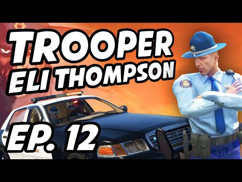 Sheriff Eli Thompson Dailys   Ep. 12   GTA...