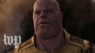 <b>Thanos</b> makes '<b>Avengers</b>: <b>Infinity War</b>' the most intense yet ...