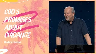 """""""God's Promises About Guidance"""" with Buddy Owens"""