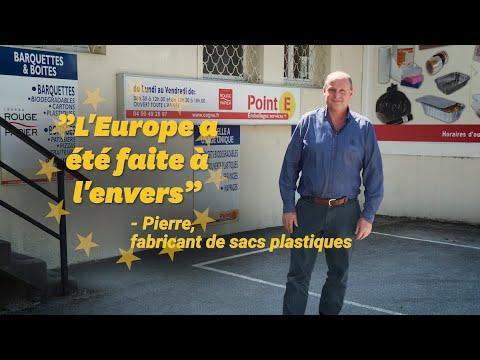 Européennes 2019: ça veut dire quoi pour ce fabricant de sacs plastiques