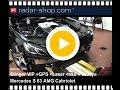 Detector radar instalación Mercedes S63 AMG Cabriolet
