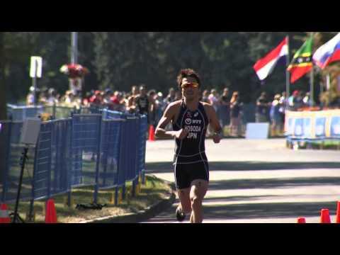 2014 Aquathlon World Championships - Elite Men's Highlights