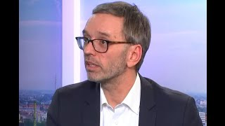 """""""Nehammer muss weg!"""" - Herbert Kickl im oe24TV-Interview"""