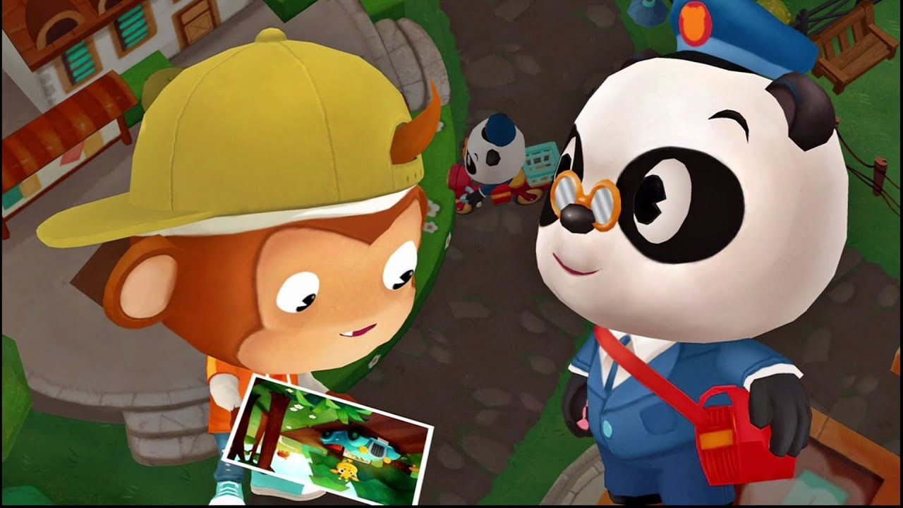 Beste Apps Android Dr Pandas Postbote Beste Kinder Apps Ios Android Kindle Fire