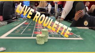 Rare Live Roulette! Majestic Star Casino pt 2