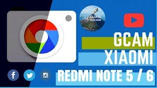 Google camera for redmi note 5 pro miui 10