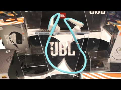 JBL Endurance Dive with MP3 player | Waterproof