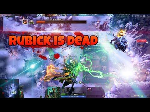 Dota 2 Frostivus 2018 - RUBICK!!!!! thumbnail
