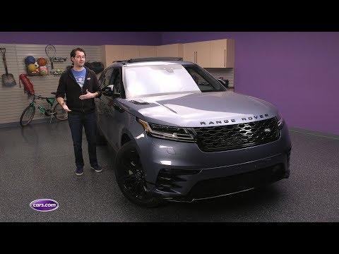 2018 Land Rover Range Rover Velar Review — Cars.com