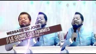 LE GENRE DES FEMMES QUE LES HOMMES N