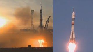 Soyuz-FG launches Soyuz MS-11
