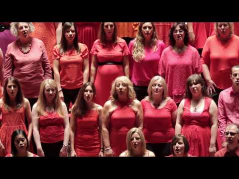 The Beach Boys Medley - Riff Raff Choir -...