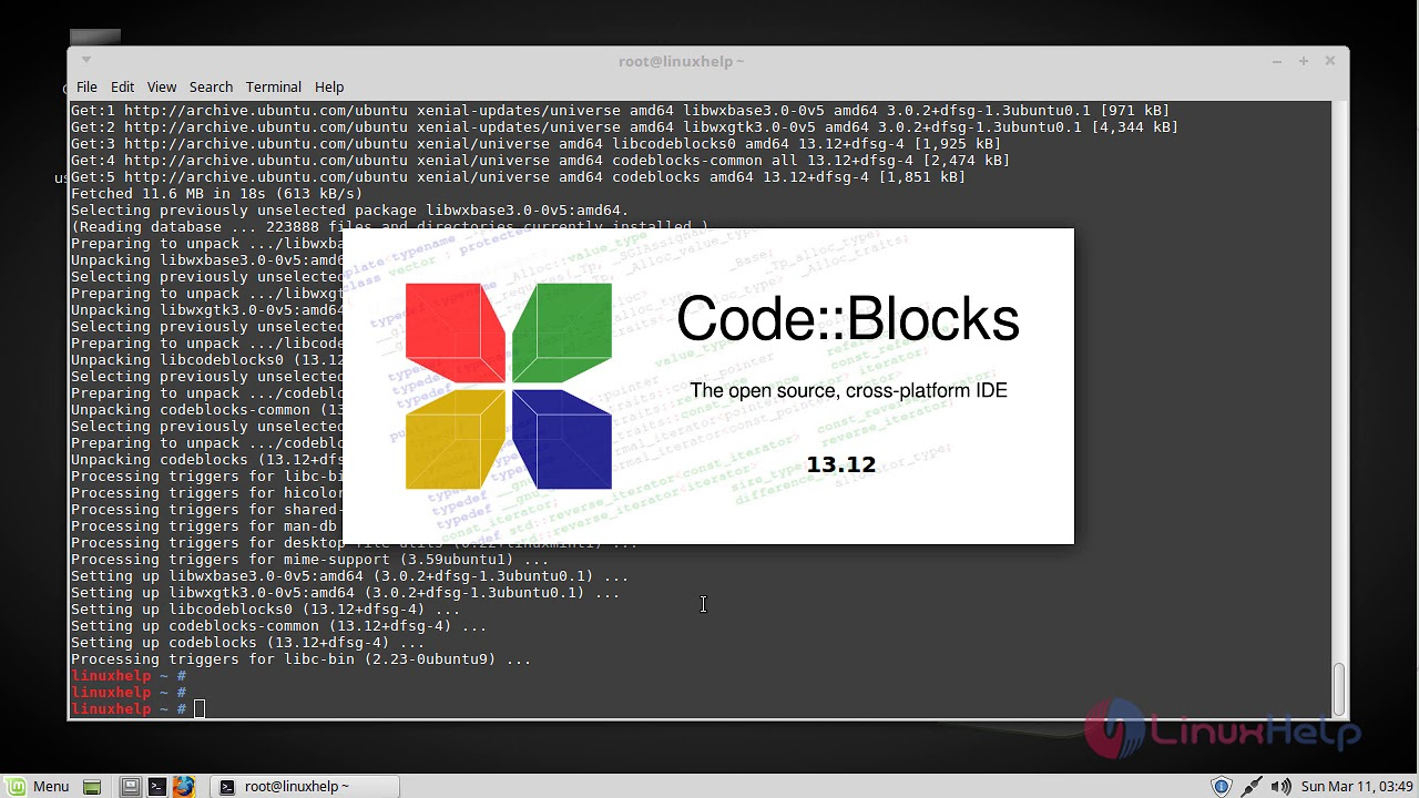 download code blocks 13.12 for windows 10
