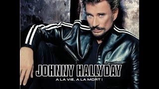 UNE FEMME Johnny Hallyday + paroles