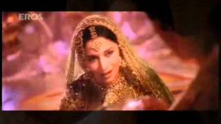 SRK & Aish &Madhuri Черный дрозд и белый аист