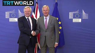Brexit Talks: UK, EU start second round of talks in Brussels