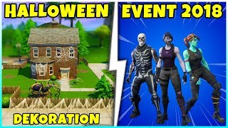 Halloween Skins, Weather, Decoration & More! - Nightmares Event 2018 - Fortnite Battle Royale