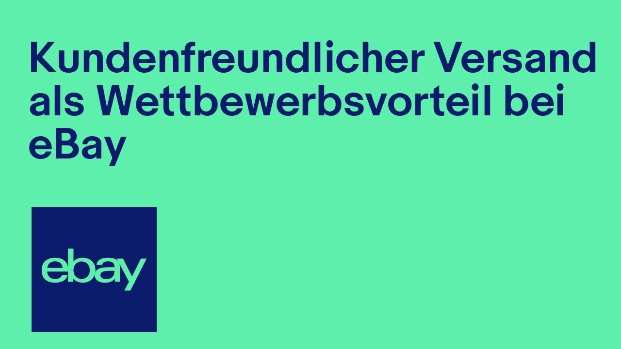 premium selection ea443 27c7a Versand | eBay Verkäuferportal