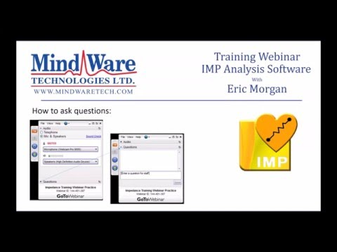 Impedance Analysis Software Webinar March 29th 2016