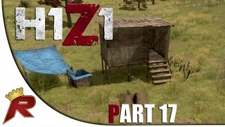 H1Z1 Gameplay - Part 17: Knocking Down a Door! (Early Access)