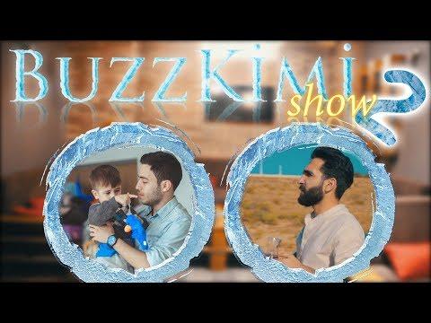 Ceyhun Babayev (Trolling Azerbaijan) & Sadiq Fərzəlibəy (Amerikansayağı Bakı) | BuzzKimi Show #2