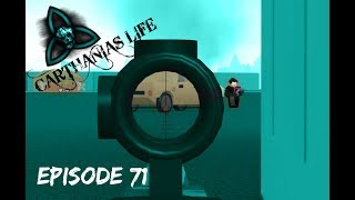 ROBLOX Apocalypse Rising CARTHANIAS LIFE   Episode 71