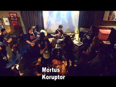Mortus Live Borneo Beer House Kemang Jakarta