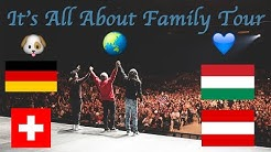 Cesar Millan Live: All About FAMILY TOUR! *Vlog**