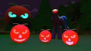 Nightmare Night Apples