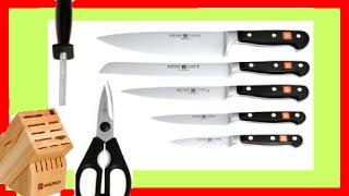 Wüsthof Classic Knife Set - Unboxing