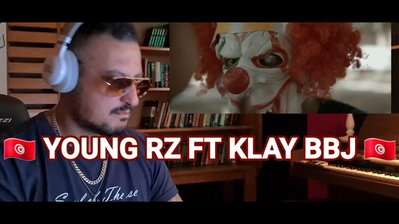 Young RZ - Camera cachée ft. Klay Bbj REACTION 🔥🇹🇳 راب تونسي