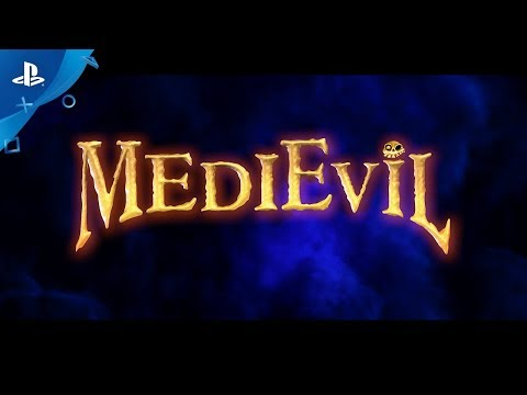 Medievil - PSX 2017: Teaser Trailer | PS4