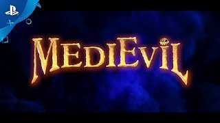 MediEvil - PSX 2017: Teaser Trailer | PS4
