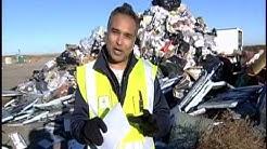Touring Calgary's Shepard Landfill