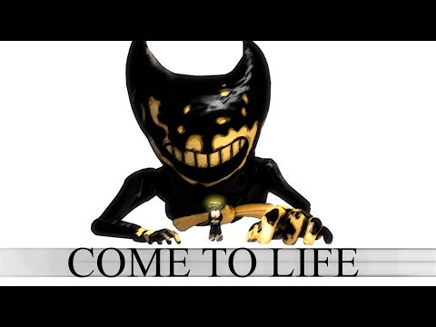 "[SFM Bendy] ""Come To Life"" Song by NotARobot 